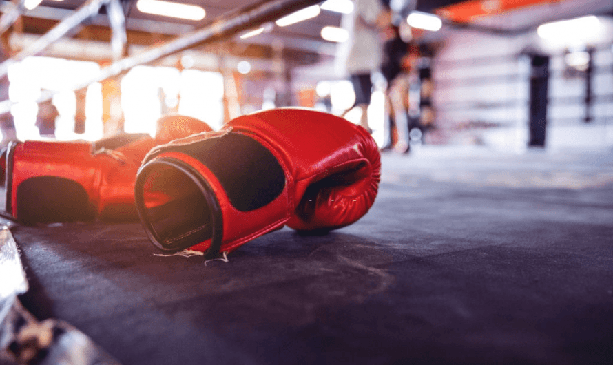 How to Clean & Deodorize Boxing Gloves