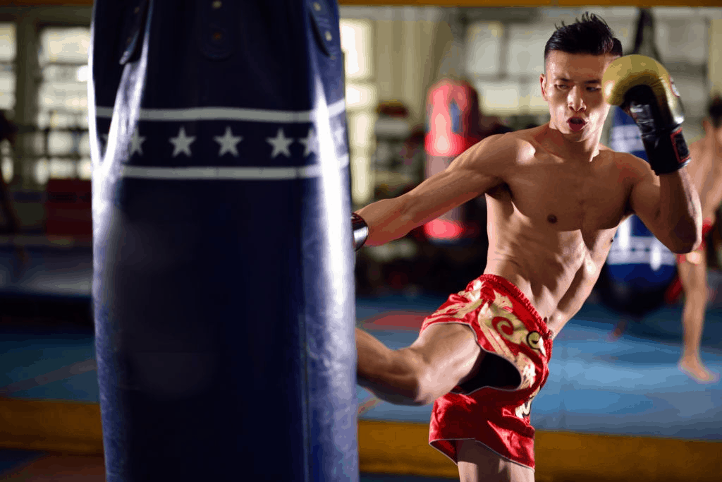 Shin Conditioning for Muay Thai: Get Rock Hard Shins