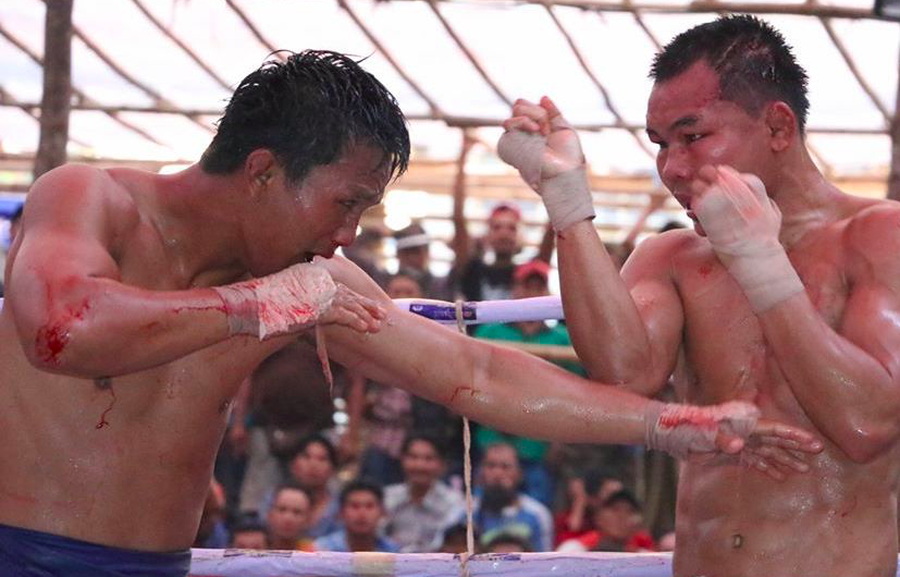 7 Reasons You Should Try The Brutal Lethwei